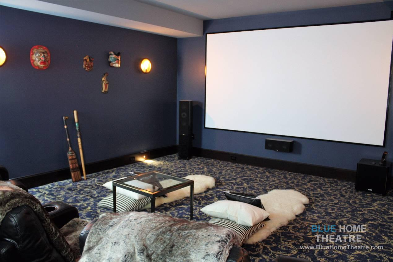 Home Theater Design And Installation Projects In Surrey And Vancouver Area.  Back | Showing 1 To 12 Of 37 On Page 1 | 1 2 3 4