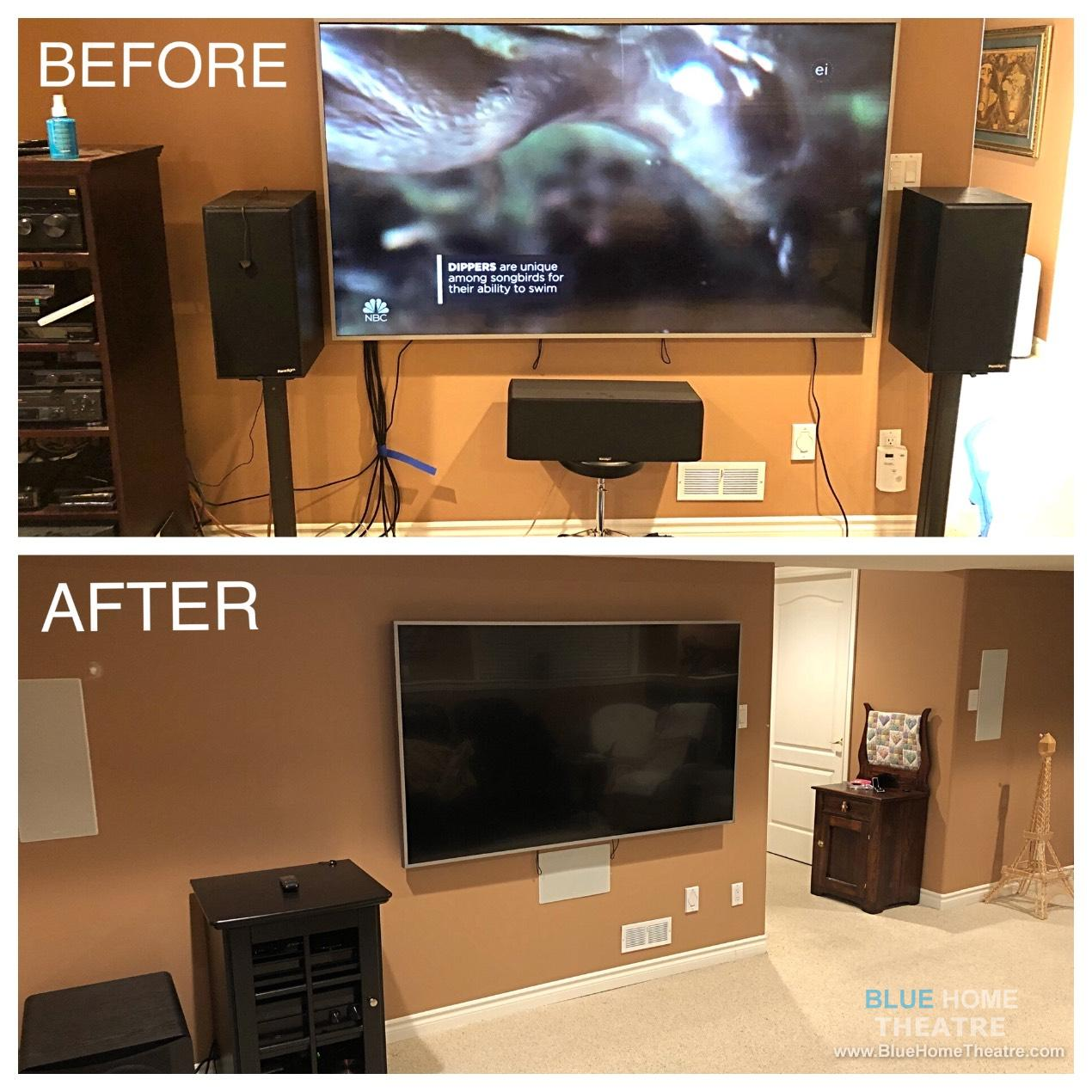 Home Theater Design And Installation Projects In Surrey Vancouver Area